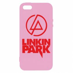 Чехол для iPhone5/5S/SE Linkin Park - FatLine