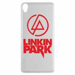 Чехол для Sony Xperia XA Linkin Park - FatLine