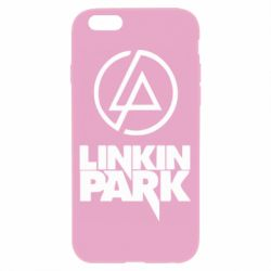 Чехол для iPhone 6/6S Linkin Park - FatLine