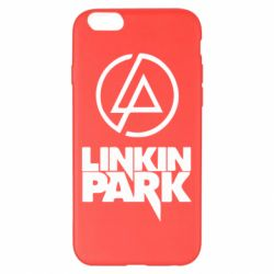 Чехол для iPhone 6 Plus/6S Plus Linkin Park - FatLine