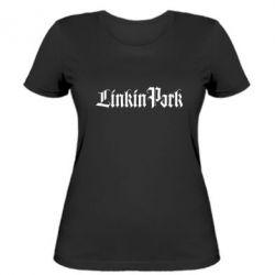Женская футболка LinkinPark - FatLine