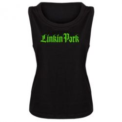 Женская майка LinkinPark