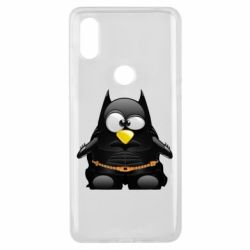 Чехол для Xiaomi Mi Mix 3 Linux+Batman