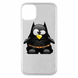 Чехол для iPhone 11 Pro Linux+Batman