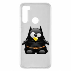 Чехол для Xiaomi Redmi Note 8 Linux+Batman