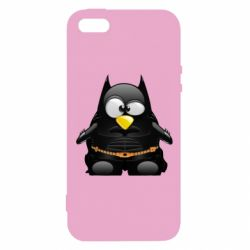Чехол для iPhone5/5S/SE Linux+Batman