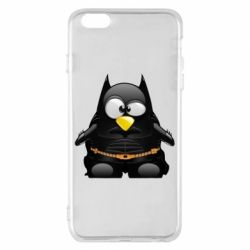 Чехол для iPhone 6 Plus/6S Plus Linux+Batman