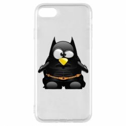 Чехол для iPhone 8 Linux+Batman
