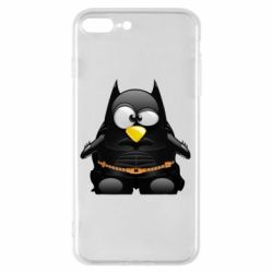 Чехол для iPhone 8 Plus Linux+Batman