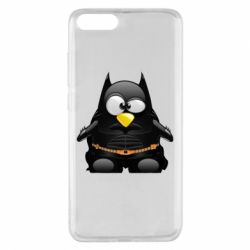 Чехол для Xiaomi Mi Note 3 Linux+Batman