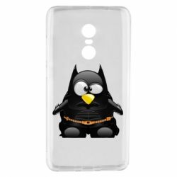 Чехол для Xiaomi Redmi Note 4 Linux+Batman