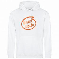 Толстовка Linux Inside - FatLine