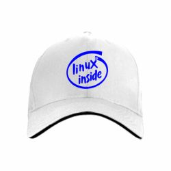 кепка Linux Inside - FatLine