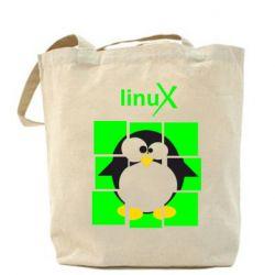 Сумка Linux pinguine - FatLine