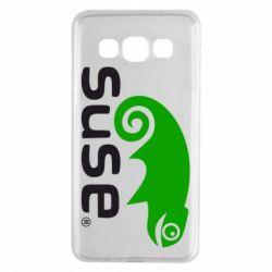 Чехол для Samsung A3 2015 Linux Suse