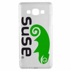 Чехол для Samsung A5 2015 Linux Suse