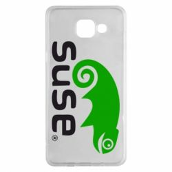 Чехол для Samsung A5 2016 Linux Suse