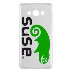 Чехол для Samsung A7 2015 Linux Suse