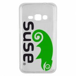 Чехол для Samsung J1 2016 Linux Suse