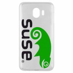 Чехол для Samsung J4 Linux Suse