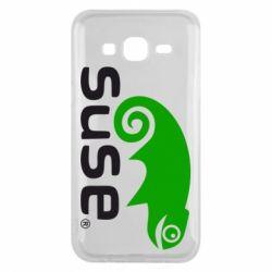 Чехол для Samsung J5 2015 Linux Suse