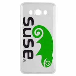 Чехол для Samsung J7 2016 Linux Suse