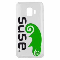 Чехол для Samsung J2 Core Linux Suse