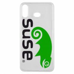 Чехол для Samsung A6s Linux Suse