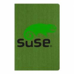 Блокнот А5 Linux Suse