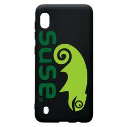Чехол для Samsung A10 Linux Suse