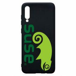 Чехол для Samsung A70 Linux Suse