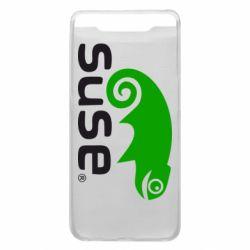 Чехол для Samsung A80 Linux Suse