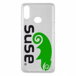Чехол для Samsung A10s Linux Suse