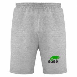 Мужские шорты Linux Suse - FatLine