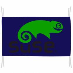 Флаг Linux Suse