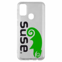 Чехол для Samsung M30s Linux Suse