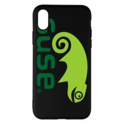 Чохол для iPhone X/Xs Linux Suse