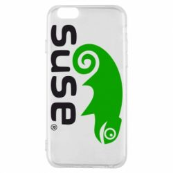 Чохол для iPhone 6/6S Linux Suse