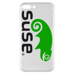 Чохол для iPhone 8 Plus Linux Suse