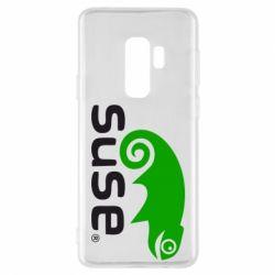 Чехол для Samsung S9+ Linux Suse