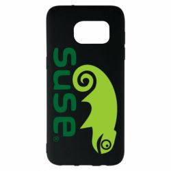 Чехол для Samsung S7 EDGE Linux Suse