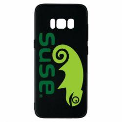 Чехол для Samsung S8 Linux Suse