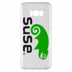 Чехол для Samsung S8+ Linux Suse