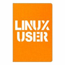 Блокнот А5 Linux User