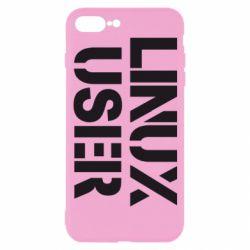 Чохол для iPhone 7 Plus Linux User