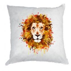 Подушка Lion Art - FatLine
