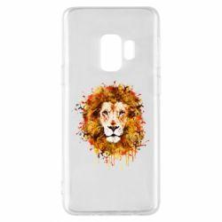 Чохол для Samsung S9 Lion Art - FatLine