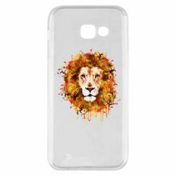 Чохол для Samsung A5 2017 Lion Art - FatLine