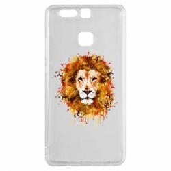 Чохол для Huawei P9 Lion Art - FatLine
