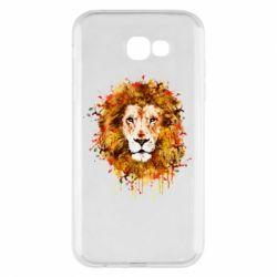 Чохол для Samsung A7 2017 Lion Art - FatLine